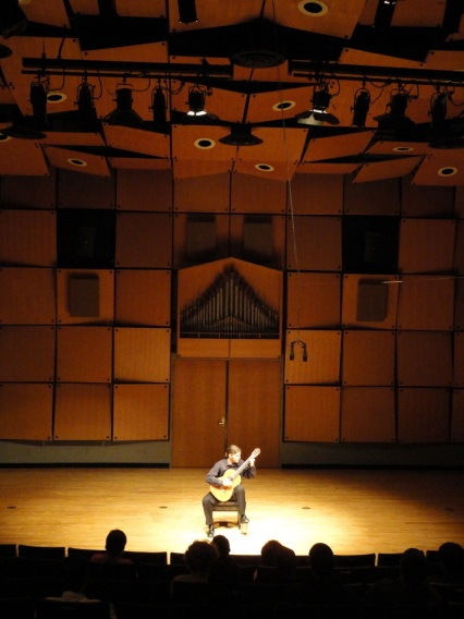 Senior Recital LMU 2011