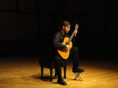 Senior Recital LMU 2011